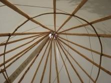Structure du tepee