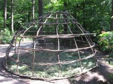 Structure de sweat lodge