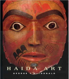 Livre art haida